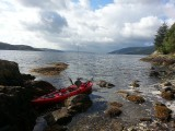 Kayak Fishing West Scotland