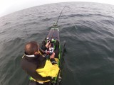 kayak fishing rod