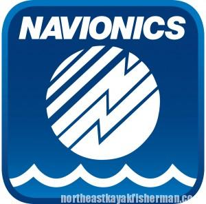 Kayak Fishing Navionics Charts