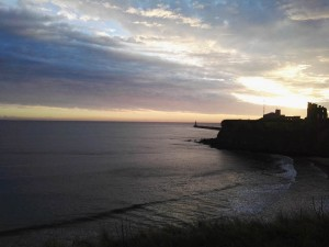 From Tynemouth you have a wide range of spots to try out