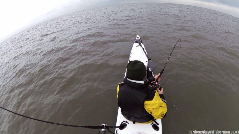 Cod Fishing Profisha 575 Kayak