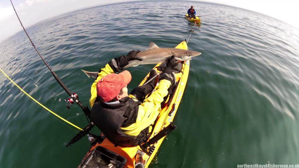 Kayak Fishing Tope Dumfries & Galloway